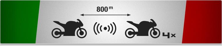 Sistemi interfono Nolan N-Com: comunica con il tuo passeggero o da moto a moto